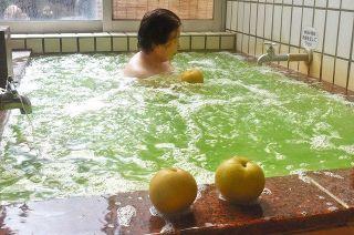 呉羽梨風呂 肌すべすべ 富山の27浴場 ほのかな香り