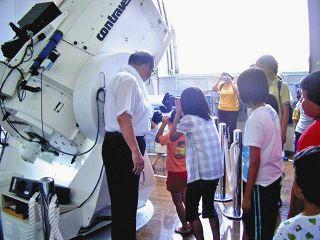 天体観察の機会 継続を 廃止の富山市天文台・代替施設 進展なし