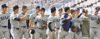 敦賀気比センバツ確実 秋の北信越高校野球 5年ぶり優勝