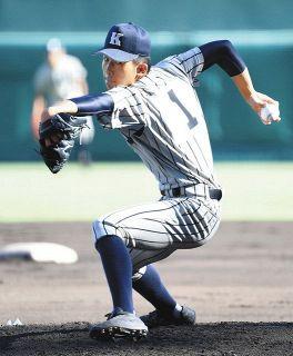 笠島(敦賀気比高)伸びしろ評価 26日にプロ野球ドラフト会議