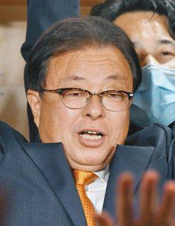 越前市長に山田氏 初当選 現職奈良氏破る 投票率62.02%
