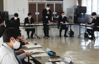 飯田の製造業で120人離職見込み 職安が緊急対策会議