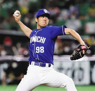 中日・木下雄介投手死去で衝撃広がる…過去にはサッカー元日本代表の松田直樹さんらが現役中に亡くなる