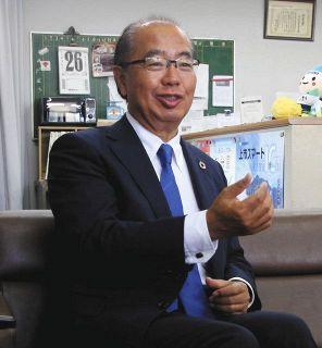 「コロナ債発行し財源に」 富山県知事選当選 新田氏が抱負