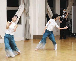 故郷を元気に 浜松出身のダンサー、音楽家らがコラボ公演