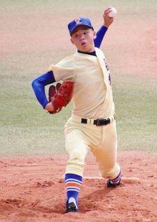 星稜中4強 2冠射程 全日本少年春季軟式野球