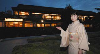 【石川】金沢の料亭 希望の明かり 自粛要請でも「気持ちは前向き」