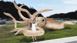 【石川】コロナ対策?効果 いかに 3000万円で観光モニュメント