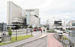 【富山】人口17万人割れ 陰る中心市街地 高岡市長選 未来図描けるか