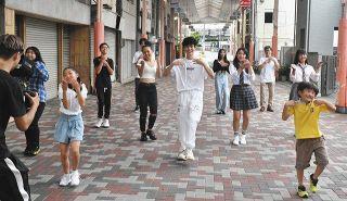 「浜松を世界に」 ユーチューバーFumiyaさん、地元で撮影