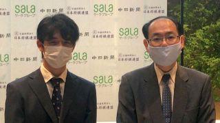 【録画】王位戦オンライン前夜祭 木村、藤井両棋士が抱負