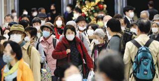 県内最多87人感染 静岡・浜松でクラスター4件