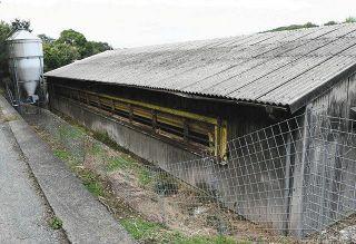 湖西市内で豚熱感染のイノシシ発見 養豚農家ら危機感強める