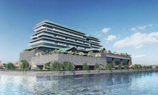 新キャッスルと栄コンラッド、愛知県と名古屋市の建設補助対象に