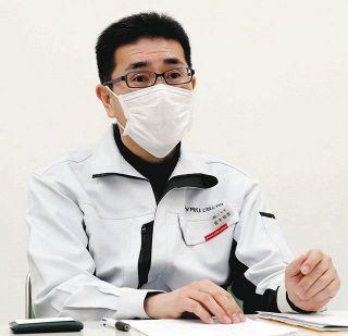 クラスター発生の「ミヤキ」社長 工場内の対策、難しい