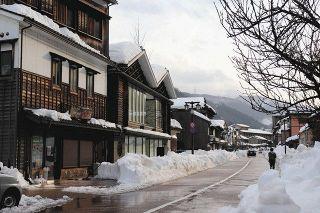 【石川】加賀温泉郷 相次ぐ休館 GoTo停止延長で客急減