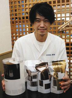 日本料理の技術 駆使したポテチ 魚津「海風亭」代表が商品化