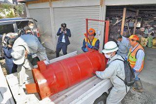 福井で連日クマ被害 新聞配達の男性重傷