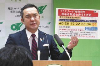 【三重】鈴鹿中央総合病院で計37人感染