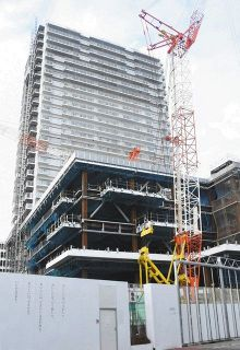 豊橋駅前新施設、名称は「emCAMPUS」 来夏先行完成