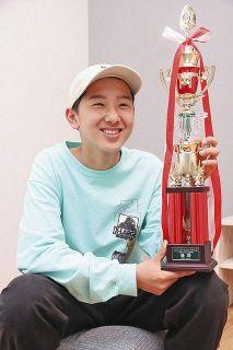 鯖江の梅田さん優勝 全国規模のダンスコンテスト一般部門 「次はバトルで頂点」