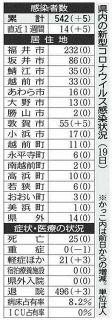 敦賀の幼稚園 クラスター 新たに女児ら感染判明 新型コロナ