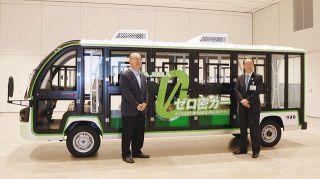 小松に次世代車の拠点 開発と生産 25年までに目指す