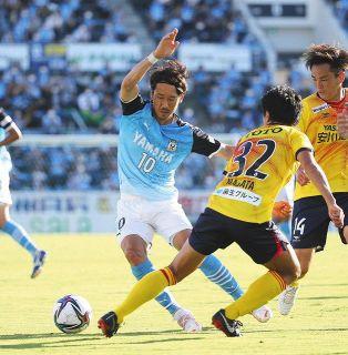 J2磐田 山田、今季10得点へ意欲