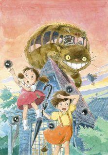 <月刊ジブリパーク> ジブリの大博覧会 7月開幕  チケット6月1日発売